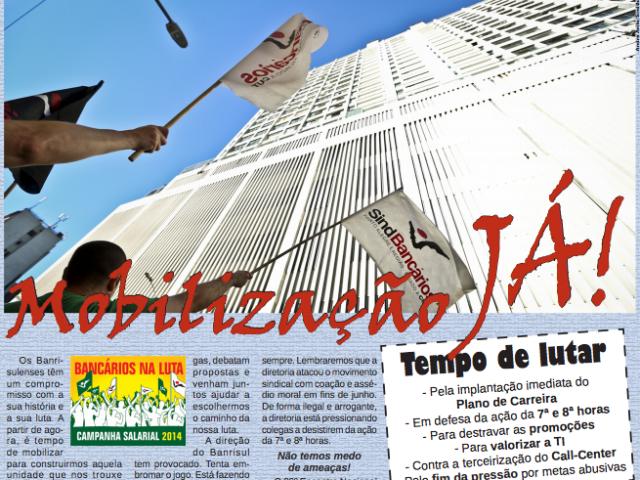 Nossa Voz | Edição 4 de julho de 2014