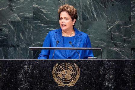 Dilma defende combate ao racismo e à homofobia em discurso na ...