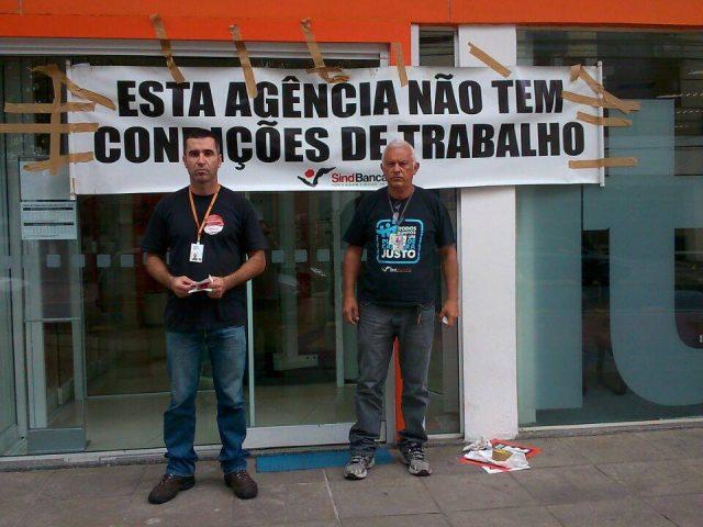 Agência do Itaú na Cidade Baixa é fechada por falta ...