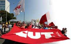 Resoluções da Direção Nacional da CUT apontam mobilizaçã...