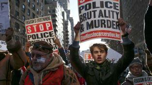 Marchas e protestos contra racismo levam norte-americanos às ruas