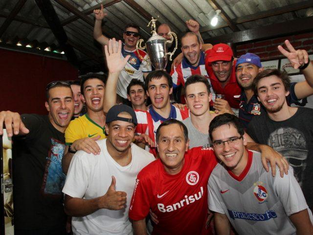 Bradesco FC conquista bicampeonato consecutivo do Torneio SindBancários de ...