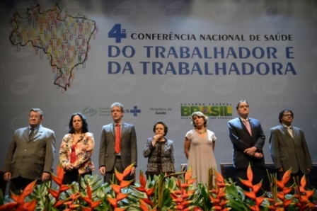 Mulheres são destaque na abertura da 4ª Conferência de ...