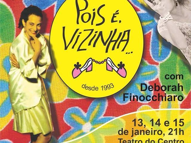 """SindBancários apoia peça """"Pois É, Vizinha"""", clássico do ..."""