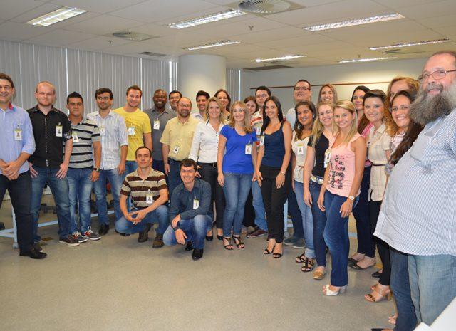 Novos colegas do Banco do Brasil tomam posse na GEPES ...