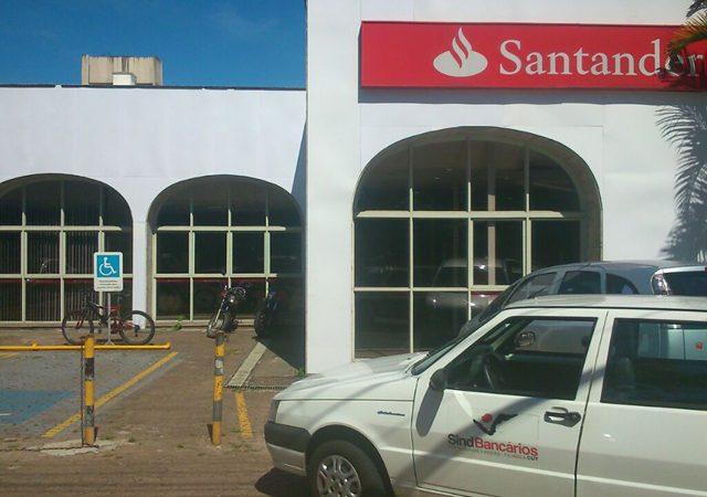 Depois de assalto, Santander cobra ação de segurança ...