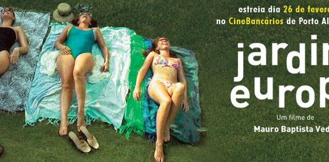 """Estreia e sessão especial de """"Jardim Europa"""" no CineBancá..."""