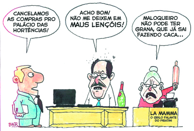 Charge do dia 5/02/2015