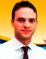 Apoiado pela Contraf, Rafael Matos é o mais votado na eleiçã...