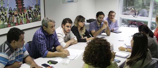 Comissão paritária do PCS da Caixa debate promoçã...