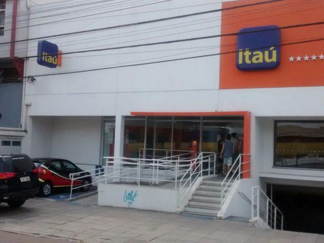 Assaltantes invadem agência Itaú Bom Jesus. SindBancários investiga ...