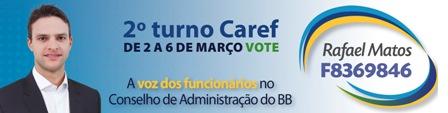 SindBancários e Contraf-CUT apoia Rafael Matos na eleição ...