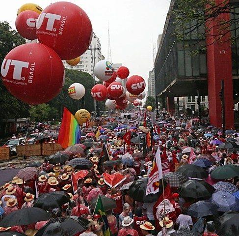 31 de março, 7 de abril, 1º de Maio: dias de manifestaçõ...