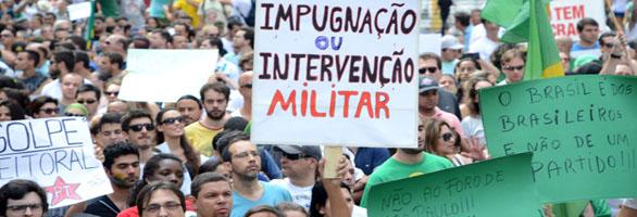 Manifestações da 'middle class': polifonia e ódio de classes ...