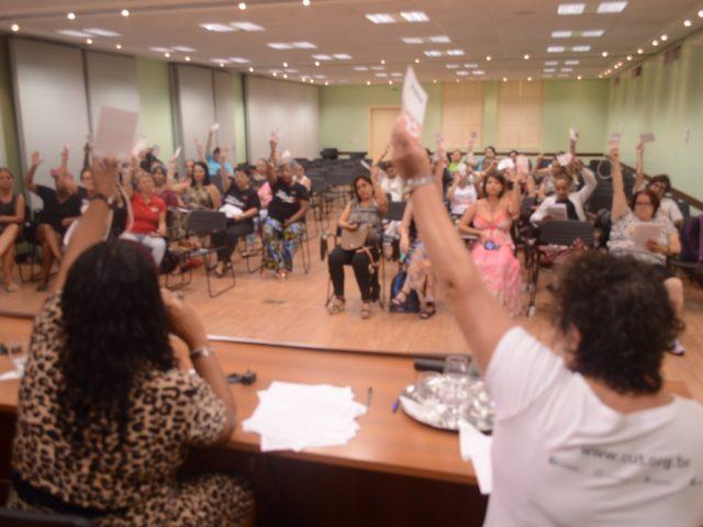 Mulheres cutistas definem delegadas e diretrizes de reivindicações para ...