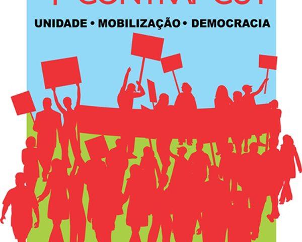Contraf-CUT divulga logomarca do 4º Congresso que começa nesta sexta, 20/3