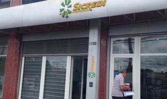 Criminosos atacam dois bancos e agência dos Correios em Jari, na madrugada desta sexta