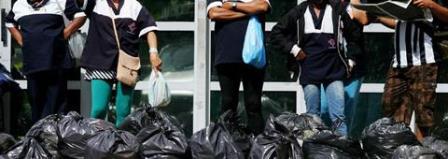 Documentário mostra efeitos nefastos da terceirização aos trabalhadores. ...