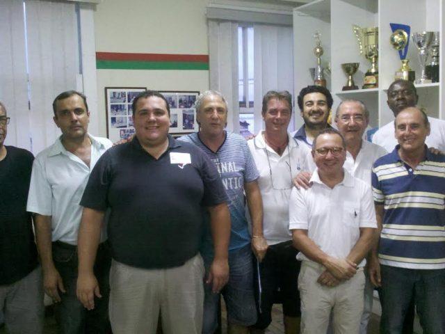 SindBancários participa da posse da nova diretoria do Centro ...