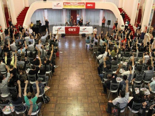 SindBancários chama para terça-feira, 14/4, assembleia de organização ...