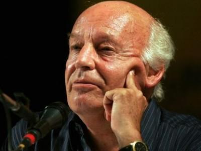 Morre o escritor e jornalista uruguaio Eduardo Galeano aos 74 anos