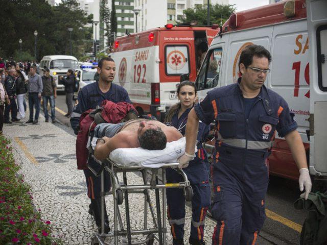 NOTA DE REPÚDIO: Ataque a professores no Paraná envergonha ...