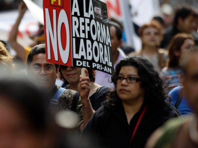 Lei da terceirização no México consagrou precarização, ...