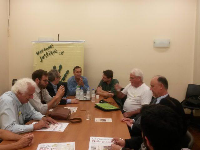 Criação do Centro Cultural Ico Lisboa é tema de reuniã...