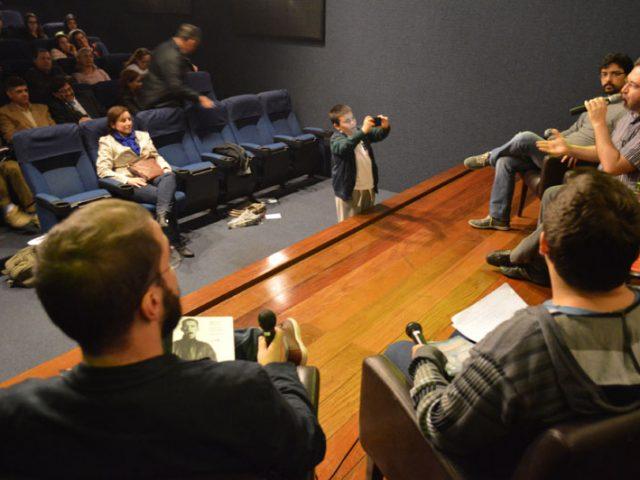 GAS celebra 13 anos de luta com debate no CineBancários ...
