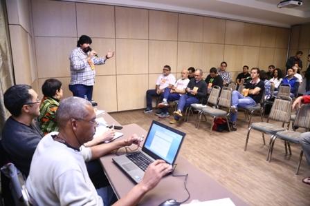 Grupos debatem estratégias e propostas para gestão da ...