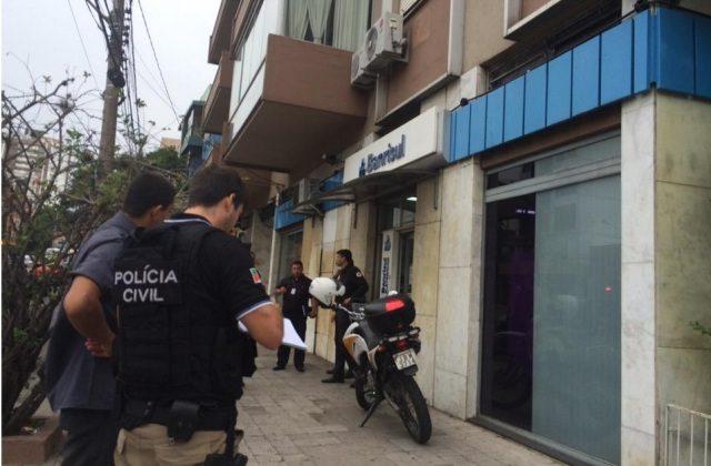 Insegurança: oito ataques a banco são registrados no ...