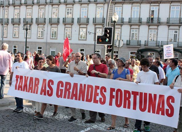 Pandemia abre uma janela para taxar grandes fortunas no Brasil
