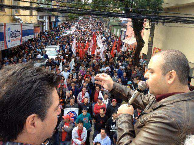 Presidente da CUT Nacional pede que Dilma vete terceirização ...