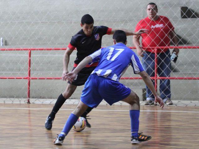 Torneio SindBancários de Futsal 2015 tem primeira rodada com 30 gols. ...