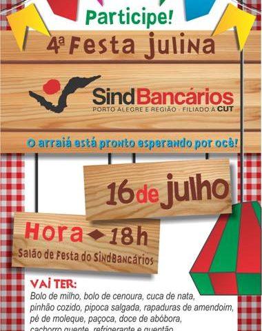 Confraternização e união da categoria na Festa Julina ...