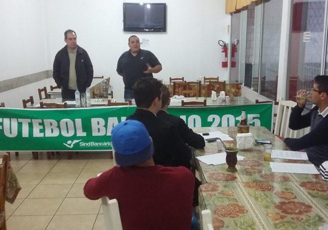 Torneio SindBancários de Futsal 2015 abre primeira fase com rodada ...