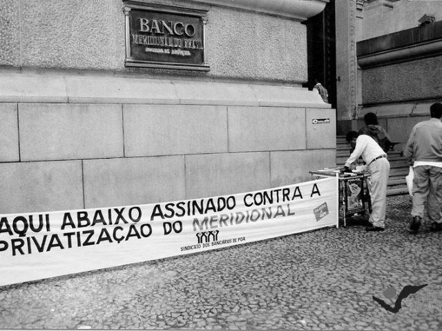 Há 30 anos, a luta histórica da categoria pela criaçã...