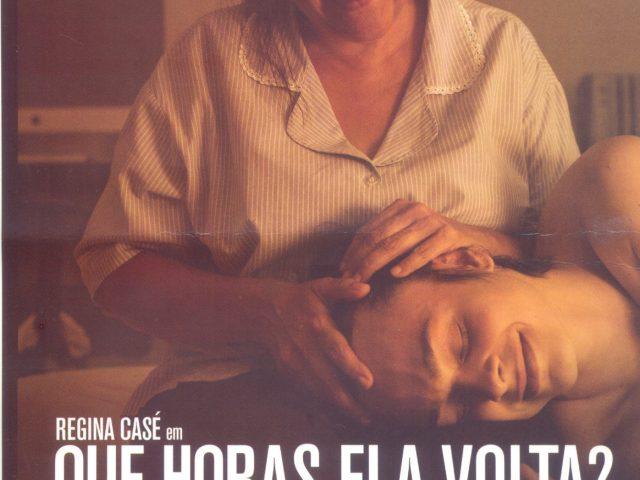 """CineBancários estreia """"Que horas ela volta?"""" nesta quarta-feira, com ..."""