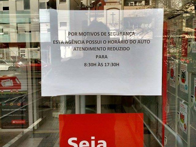 Corregedor-Geral determina reabertura de agências em todo o RS ...
