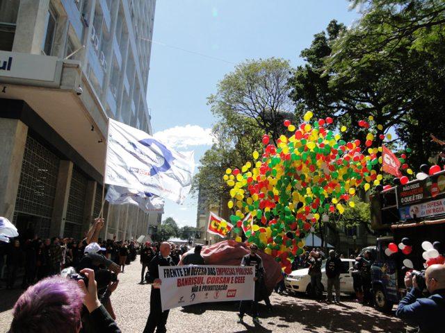 SindBancários participa nesta quinta, 19/11, de ato em defesa do ...