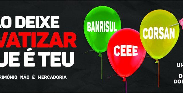 Aniversário do Banrisul e lançamento de frente em ...