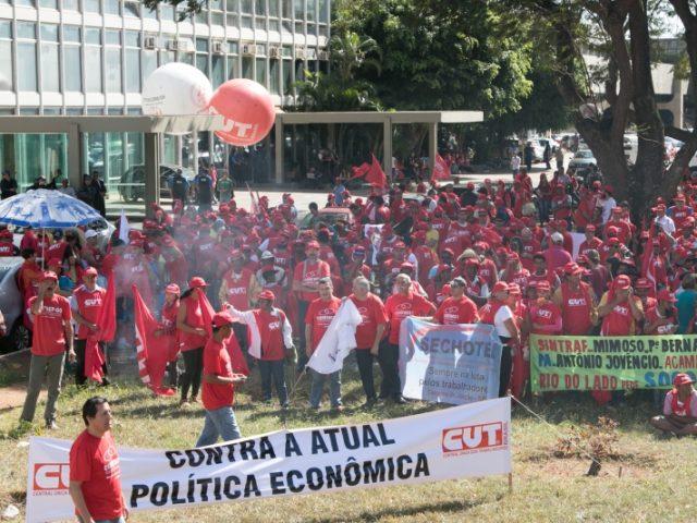 Atividades sindicais viram casos de Justiça e Economia