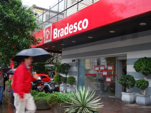 Bradesco tem lucro de R$ 4,5 bilhões no terceiro trimestre