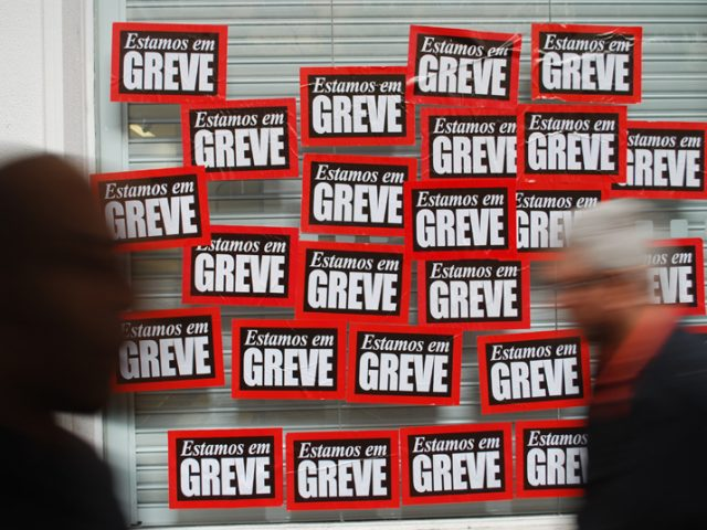 Força da greve arranca nova negociação com a ...