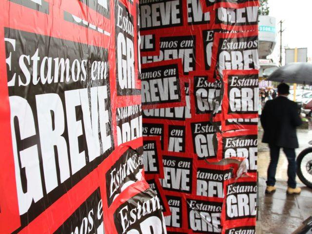 Delegados sindicais estão convocados para reunião nesta segunda, ...
