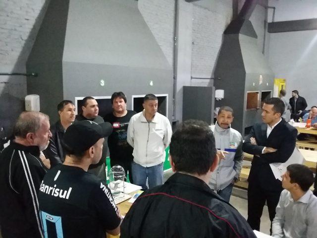 Taça SindBancários de Futebol Sete tem primeira rodada ...