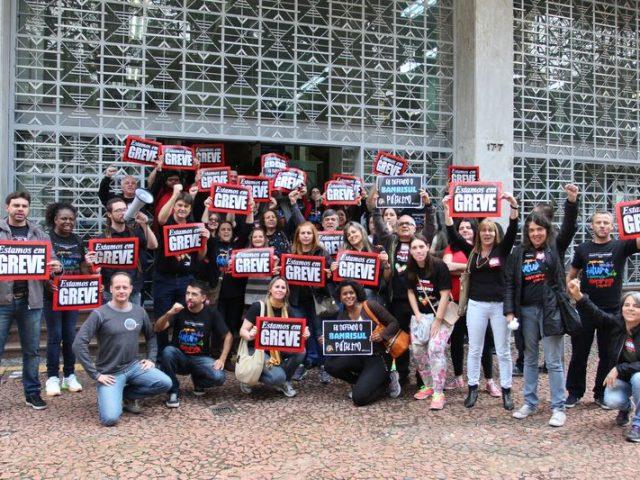 Senado retoma projeto que ameaça direito de greve dos ...