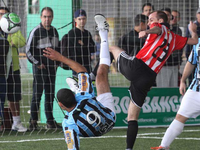 Taça SindBancários de Futebol Sete tem média ...