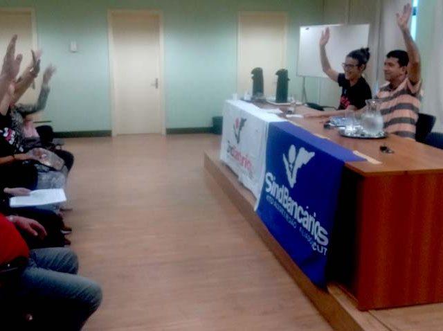 Bancários do Itaú aprovam acordo PCR em assembleia