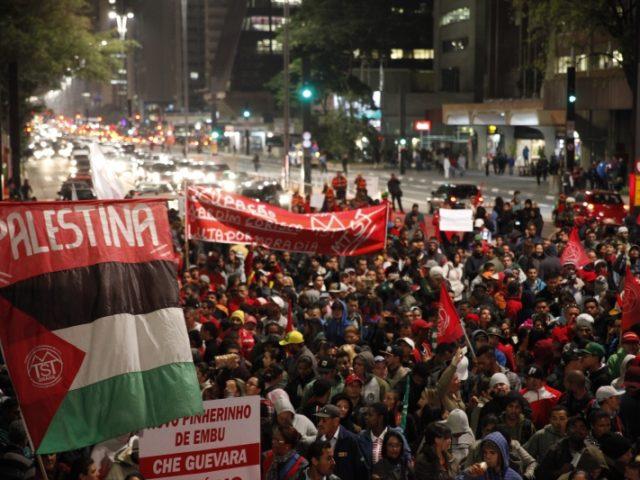 Frente Brasil Popular marca ato para 13/11 em Brasília